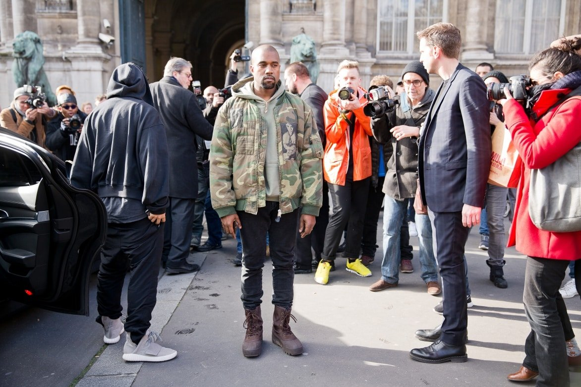 kanye west we just want you to make good music think