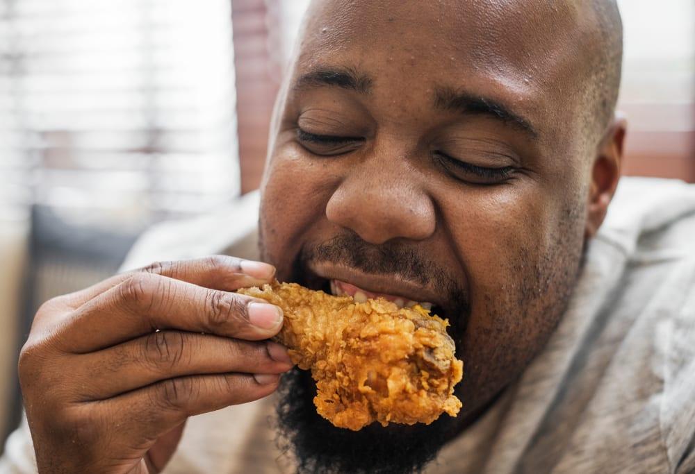 Image result for black people after eating
